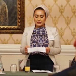 Sumaiyah Qadri Principal of Magnus Legal Consultancy