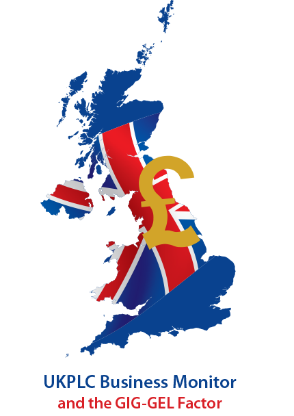 UKPLC logo map of Great Britain